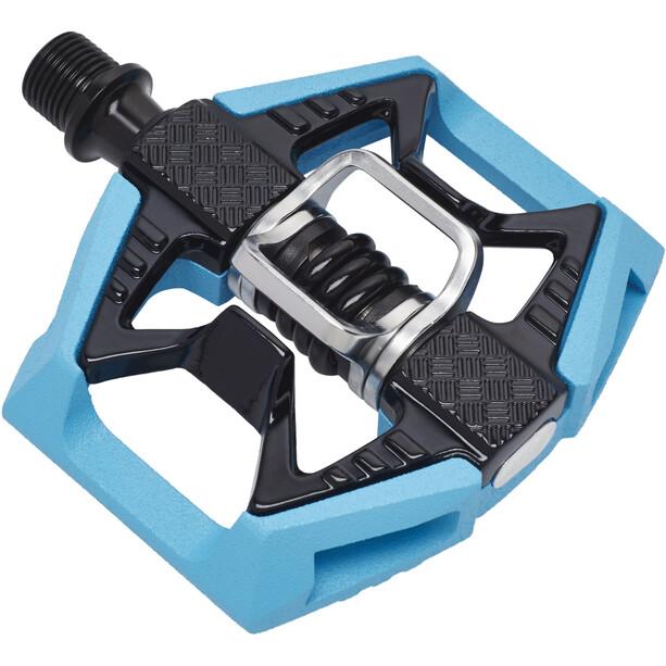 Crankbrothers Double Shot 2 Pedale black/blue