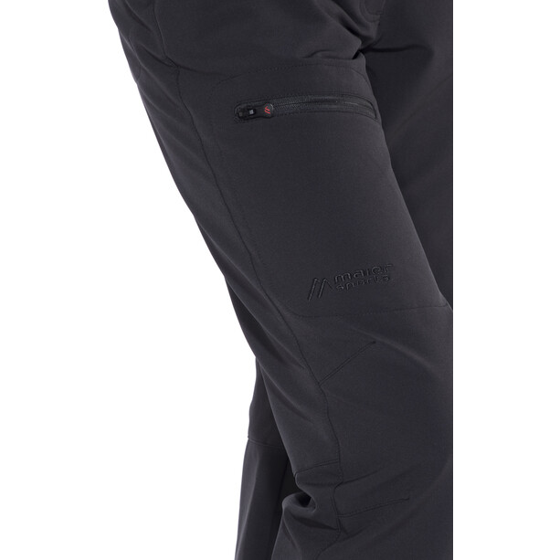 Maier Sports Helga Outdoorhose Damen black