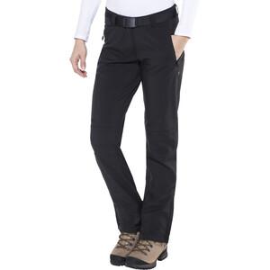 Maier Sports Tech Pants Softshell Hose Damen black black