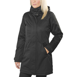 Maier Sports Lisa 2 Mantel Damen black black