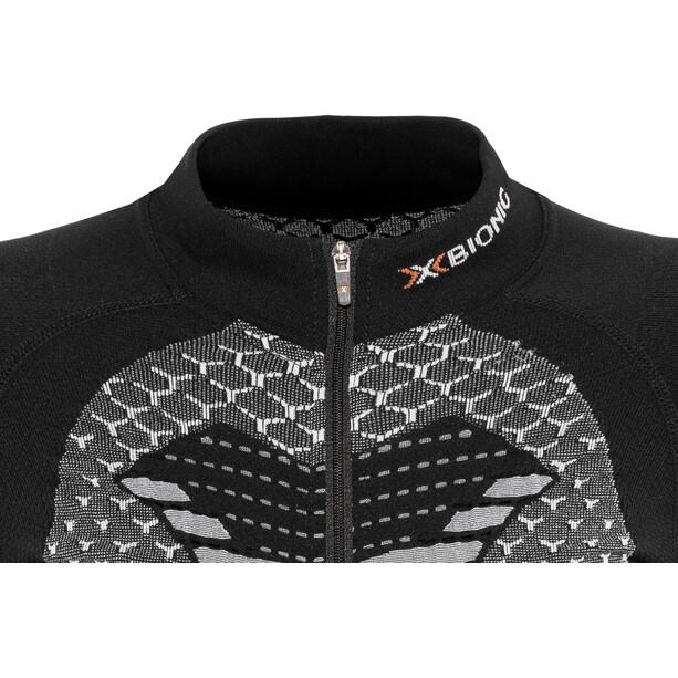 X-Bionic Twyce Biking Jersey LS Women black/white