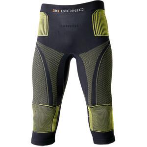 X-Bionic Accumulator Evo Medium Hose Herren charcoal/yellow charcoal/yellow
