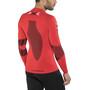 X-Bionic Running Effektor Power OW Langarmshirt Herren flash red/black