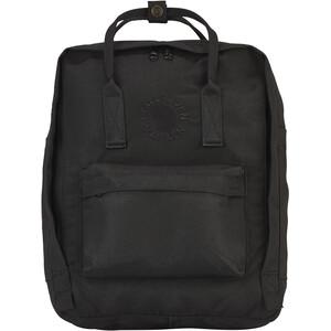 Fjällräven Re-Kånken Daypack schwarz schwarz