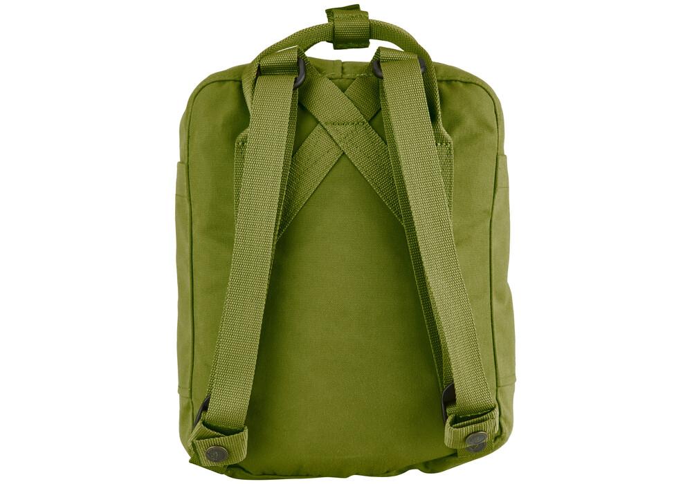 fj llr ven re k nken mini backpack green olive at. Black Bedroom Furniture Sets. Home Design Ideas