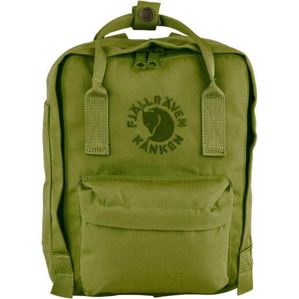 Fjällräven Re-Kånken Mini Backpack Barn spring green