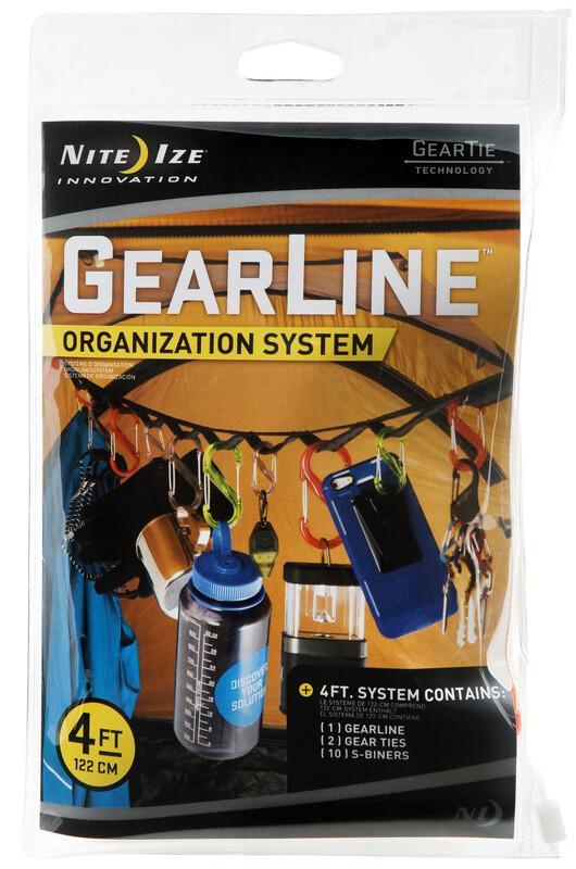 Nite Ize Gear Line Strap 4  2020 Tekstil impregnering & vask