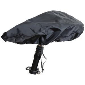 Diverse Sattel Regenüberzug schwarz schwarz