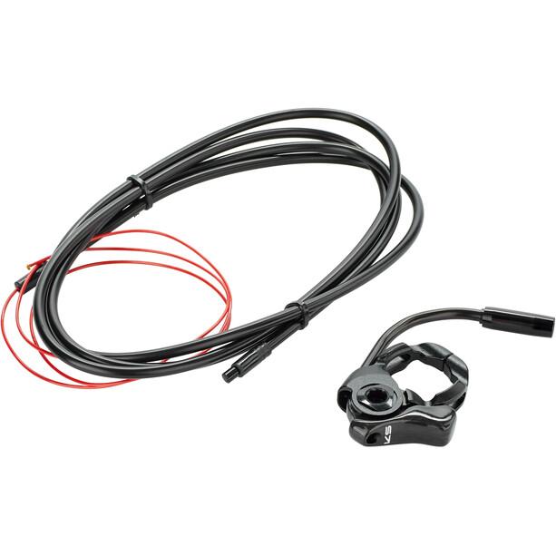 Kind Shock LEV Carbon Sattelstütze 400/65/Ø30,9mm