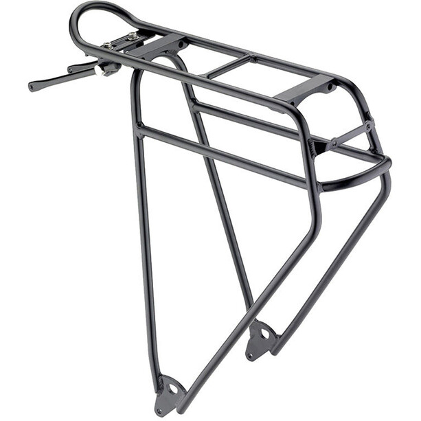 "Tubus Lightit Touren Bagagebærer til cykler 28"", sort"