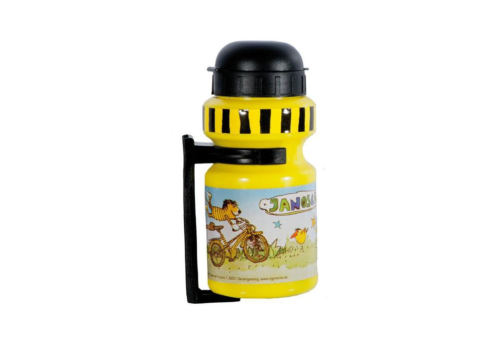 bike fashion janosch tigerente trinkflasche 300ml mit. Black Bedroom Furniture Sets. Home Design Ideas