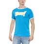 Nihil Zaaap T-paita Miehet, sininen