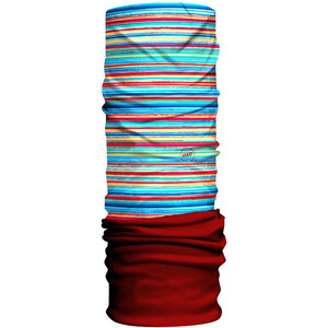 HAD Originals Fleece Ceinture chaude Enfant, rouge/Multicolore rouge/Multicolore