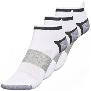asics Lyte Socken 3 Pack real white real white