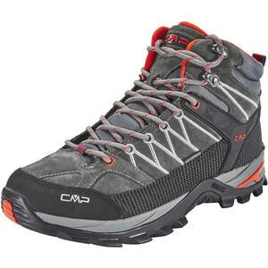 CMP Campagnolo Rigel WP Chaussures de trekking mi-hautes Homme, gris gris