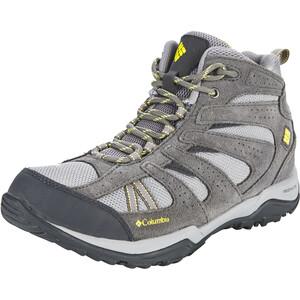 Columbia Dakota Drifter Mid Waterproof Schuhe Damen light grey/sunnyside light grey/sunnyside
