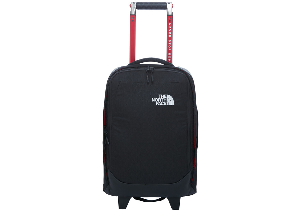 the north face overhead trolley tnf black. Black Bedroom Furniture Sets. Home Design Ideas