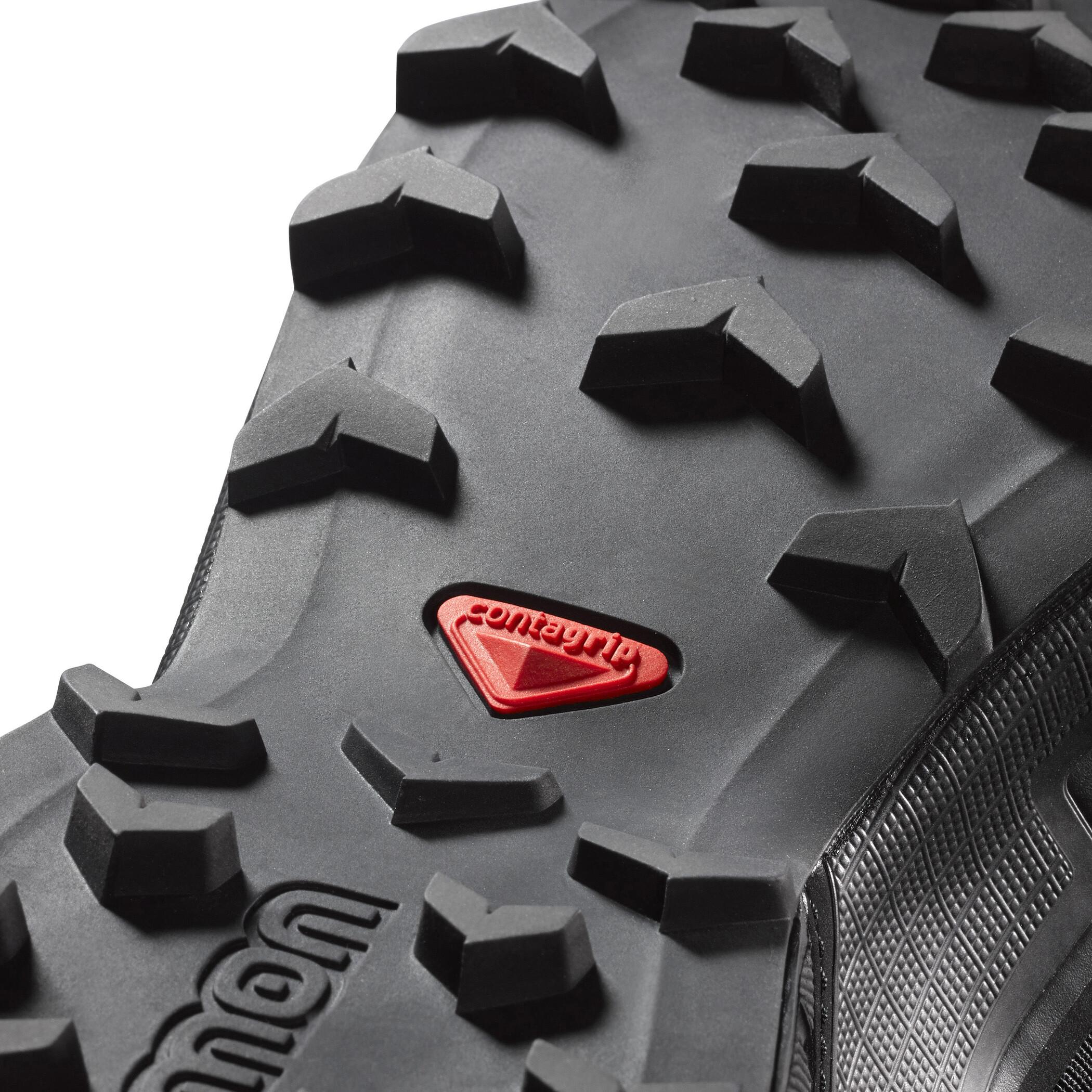 Salomon Speedcross 4 Shoes Herr blackblackblack metallic