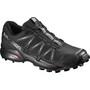 Salomon Speedcross 4 Schuhe Herren black/black/black metallic