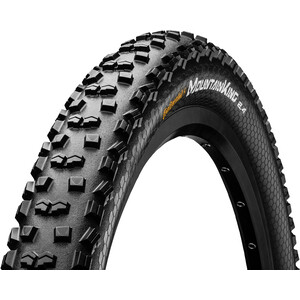 "Continental Mountain King 2.4 Tyre Sport 29"", wire bead Skin black/black black/black"