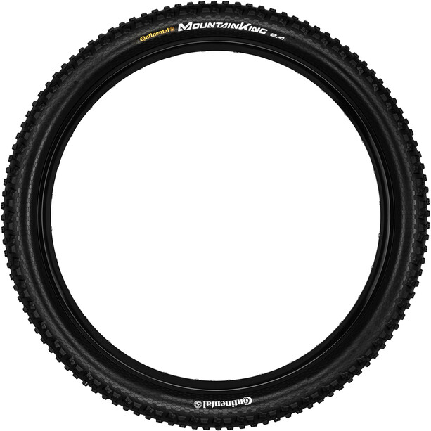 "Continental Mountain King 2.4 Tyre Sport 29"", wire bead Skin black/black"