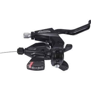 Shimano ST-M310 Schalt-/Bremshebel 8-fach rechts schwarz schwarz