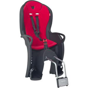 Hamax Kiss Kindersitz schwarz/rot schwarz/rot