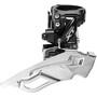 Shimano Deore XT Trekking FD-T8000 Front Derailleur Conventional hög 3x10 Down Swing black