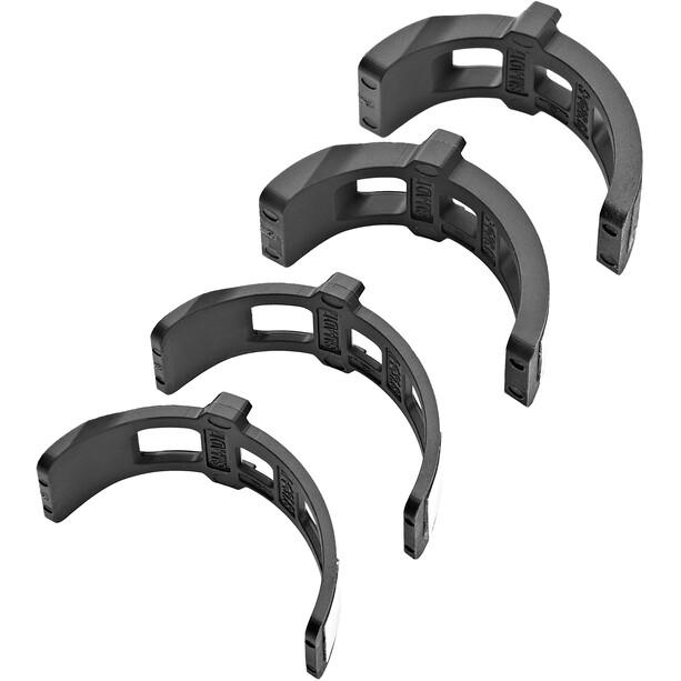 Shimano Deore XT Trekking FD-T8000 Umwerfer Schelle tief 3x10 Down Swing schwarz