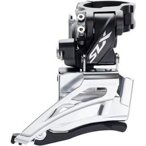 Shimano SLX FD-M7025 Umwerfer Schelle hoch 2x11 Down Swing schwarz schwarz