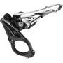 Shimano SLX FD-M7000 Front Derailleur Conventional hög 3x10 Side Swing black