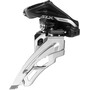 Shimano SLX FD-M7000 Umwerfer Schelle hoch 3x10 Side Swing schwarz