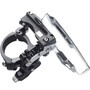 Shimano SLX FD-M7005 Front Derailleur Conventional djup 3x10 Top Swing black