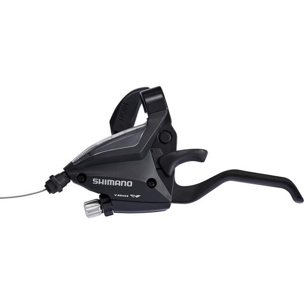 Shimano ST-EF500-2 Schalt-/Bremshebel VR 3-fach schwarz