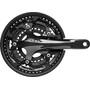 Shimano Sora FC-R3030 Crank Set 3x9x 50-39-30 Teeth with Chain Protection Ring black