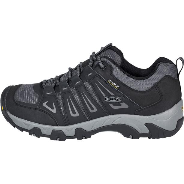 Keen Oakridge WP Schuhe Herren magnet/gargoyle