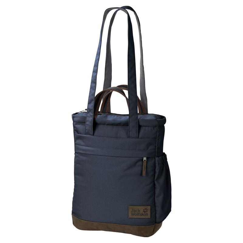 Jack Wolfskin Piccadilly Tote Bag night blue Umhängetaschen 2004003-1010