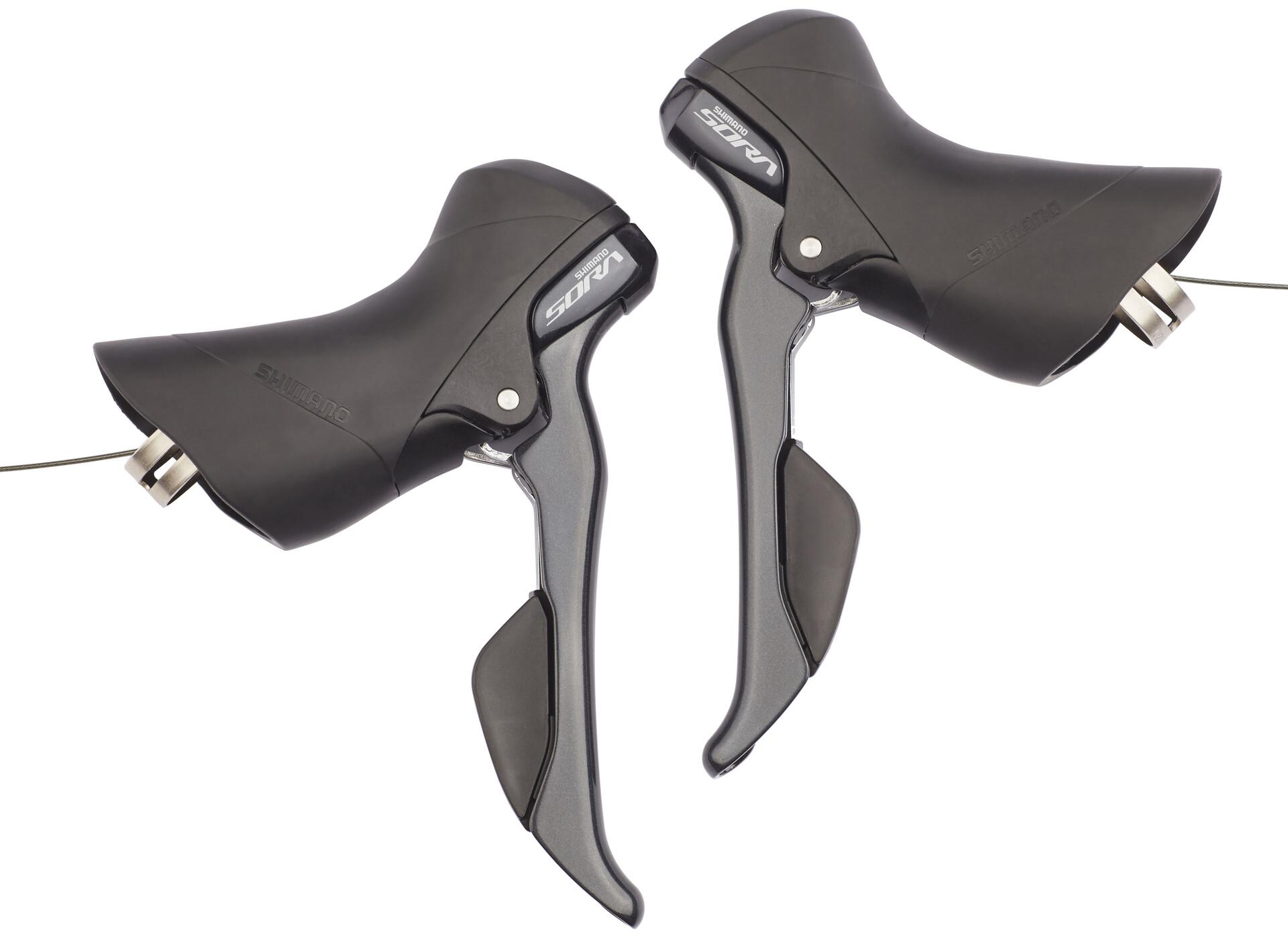 Shimano CLARIS Schalt+Bremshebel ST-R2000 Paar grau