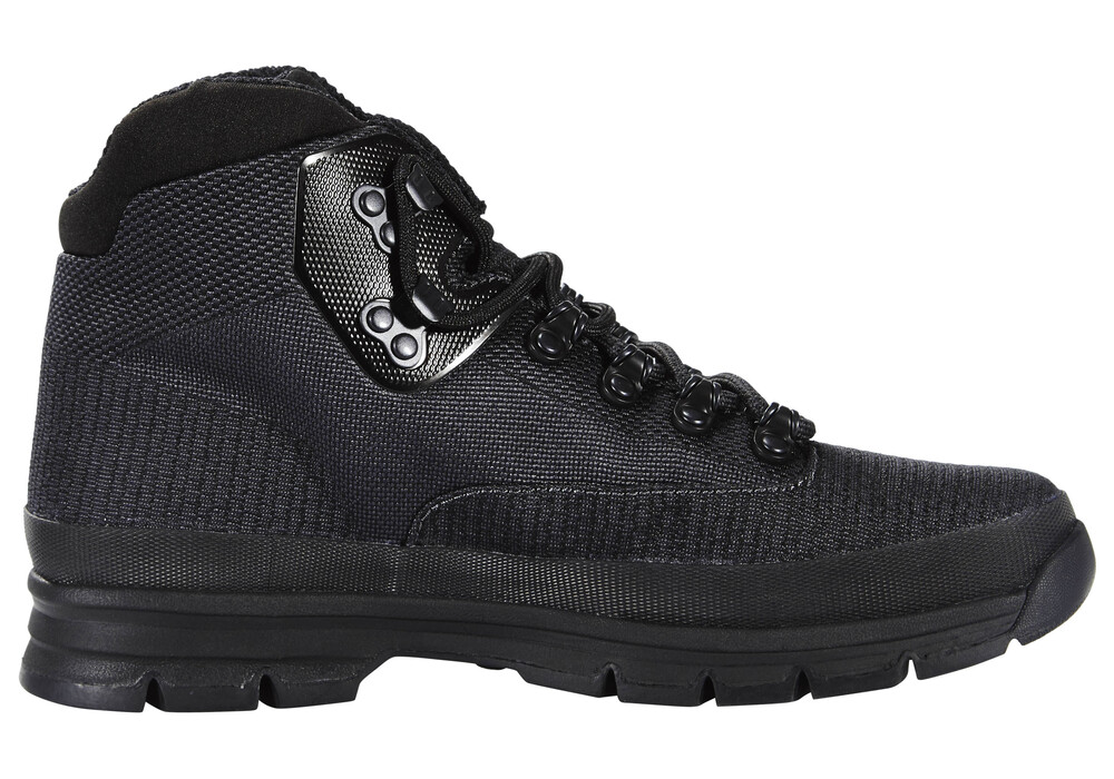 timberland euro hiker jacquard chaussures homme noir sur. Black Bedroom Furniture Sets. Home Design Ideas