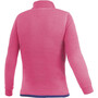 Woolpower 200 Sweat-shirt à col roulé avec demi-zip Enfant, sea star rose