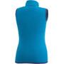 Woolpower 400 Weste Kinder dolphin blue