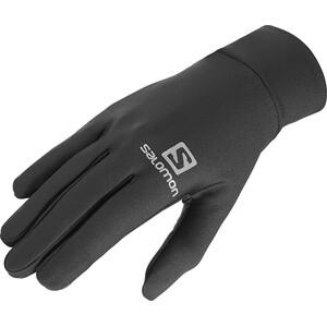 Salomon Agile Warm Handschuhe black black