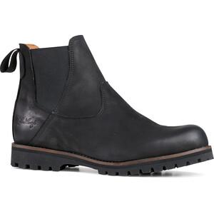 Lundhags Cobbler Wool Shoes black nubuck black nubuck