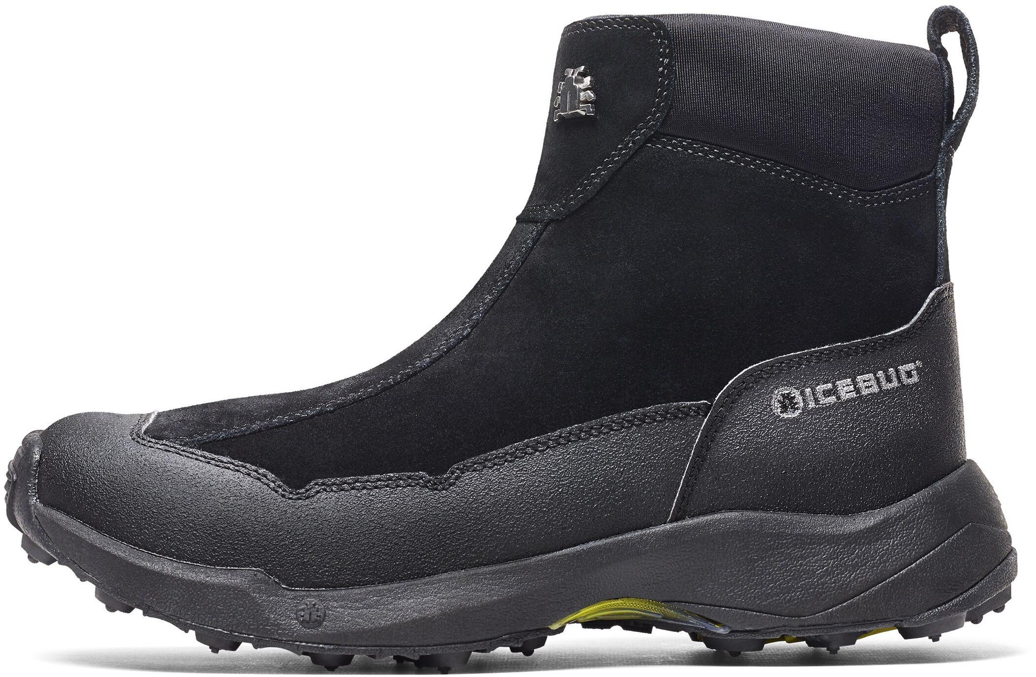 Icebug Metro2 BUGrip Shoes Herr black