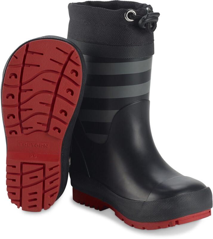 Tretorn Gränna Vinter gummistøvler Barn Svart EU 25 2021 Gummistøvler