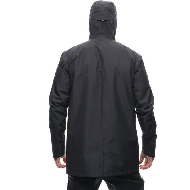 Houdini Sherlock Coat Herr rock black