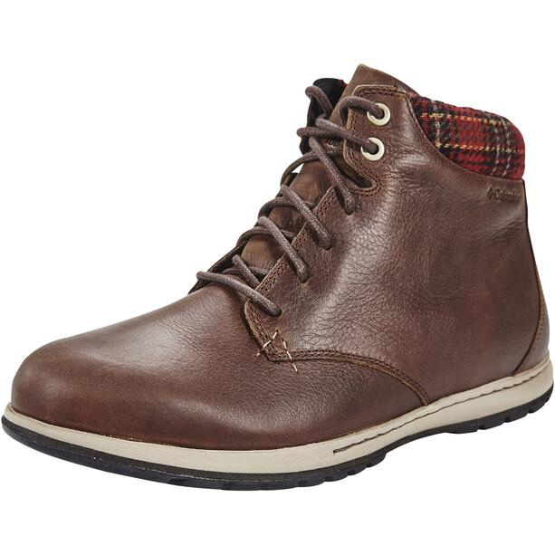 Columbia Davenport XTM Schuhe Omni-HEAT Herren braun