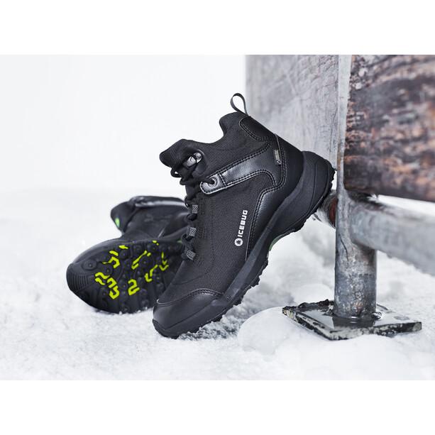 Icebug Pace2 BUGrip GTX Schuhe Herren schwarz