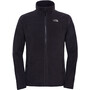 The North Face 100 Glacier Full Zip Jacket Herr tnf black