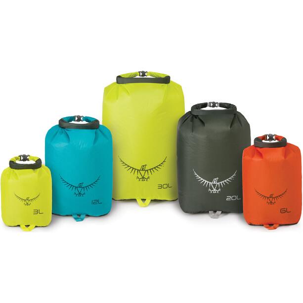 Osprey Ultralight Drysack 20 L poppy orange